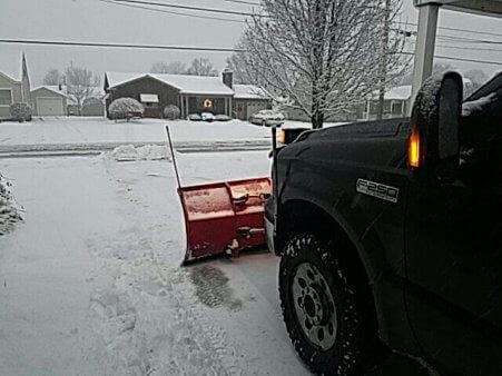 Snow Removal Ravenna OH