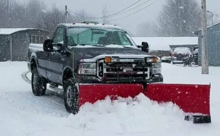 Snow Removal Stow OH