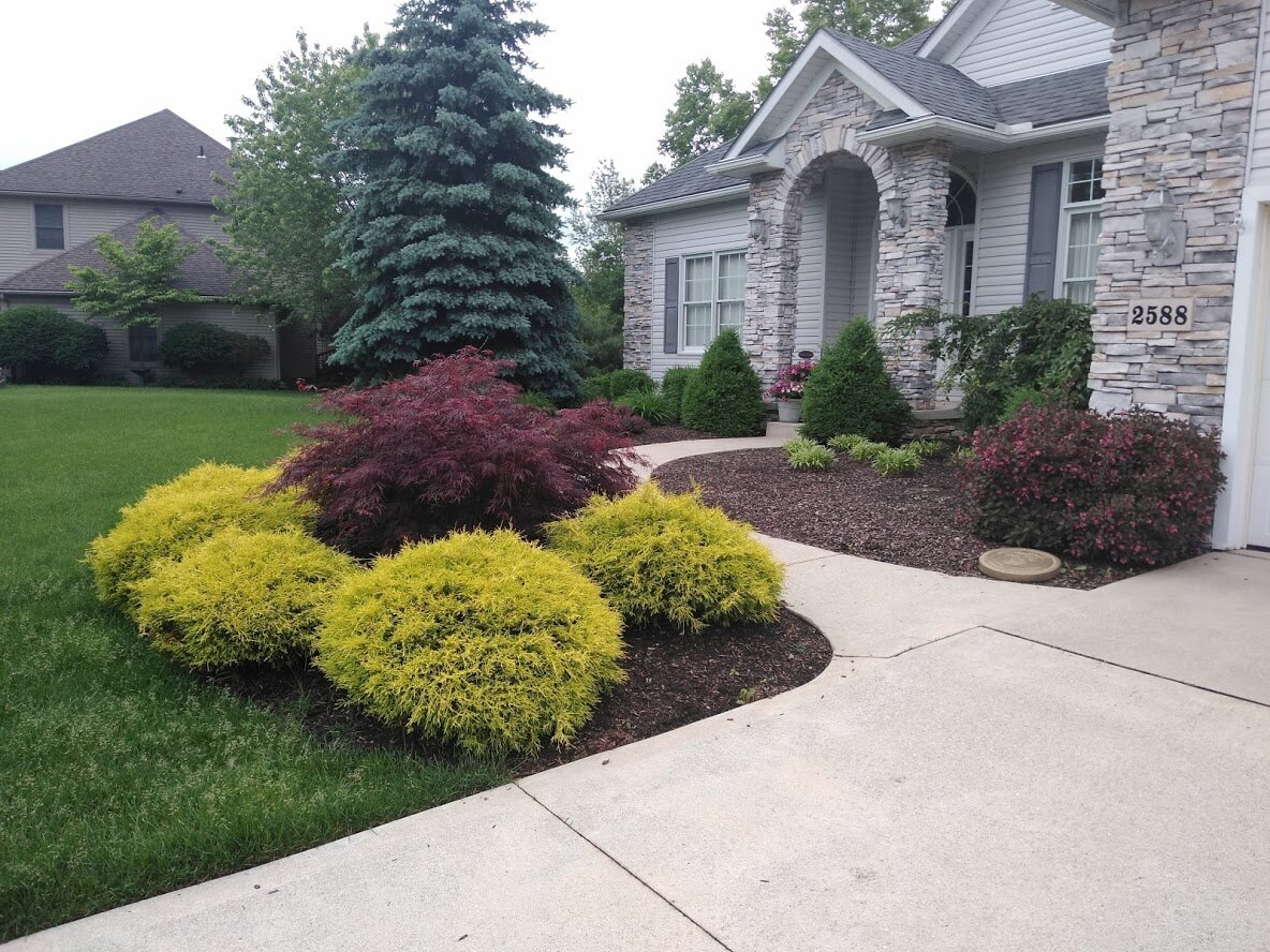 weeding and mulching services